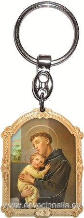 Key chain with Saints
