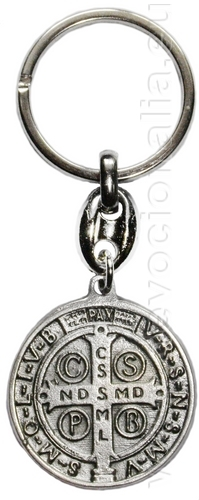 Key - Medal of St.. Benedict.